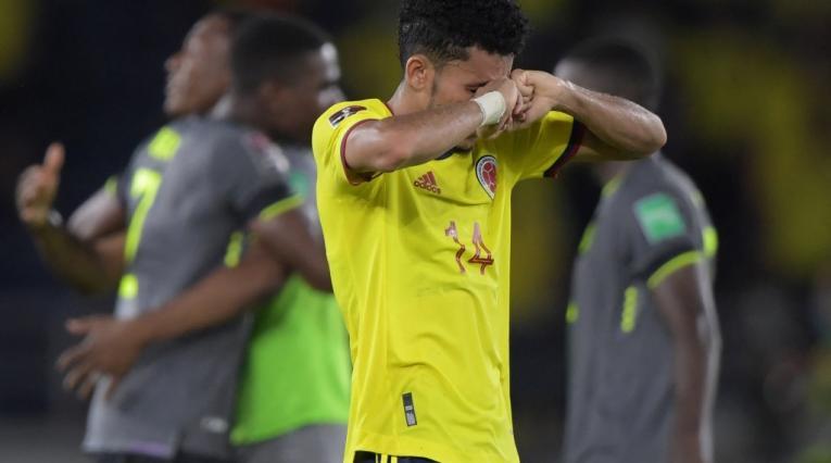 Selección Colombia vs Ecuador, Eliminatorias Qatar 2022