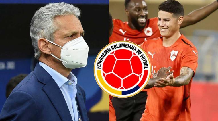 James Rodríguez, Selección Colombia, Eliminatorias Qatar 2022, Reinaldo Rueda