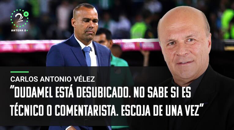 Palabras Mayores 22 octubre 2021, Carlos Antonio Vélez