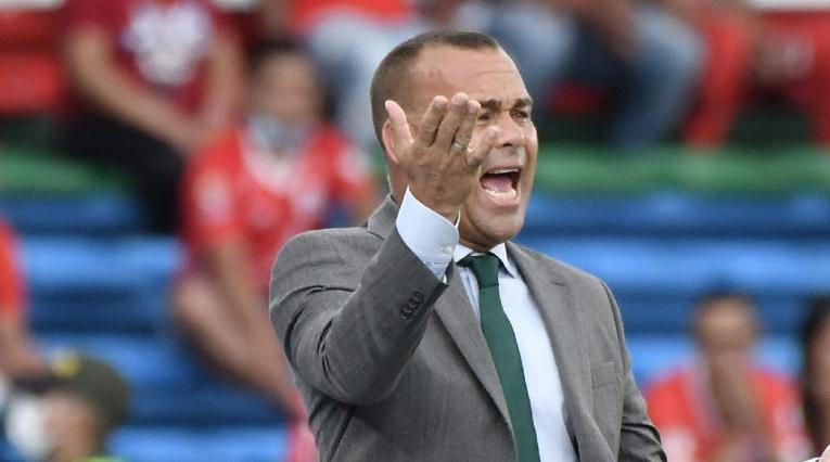 Rafael Dudamel, entrenador de Deportivo Cali