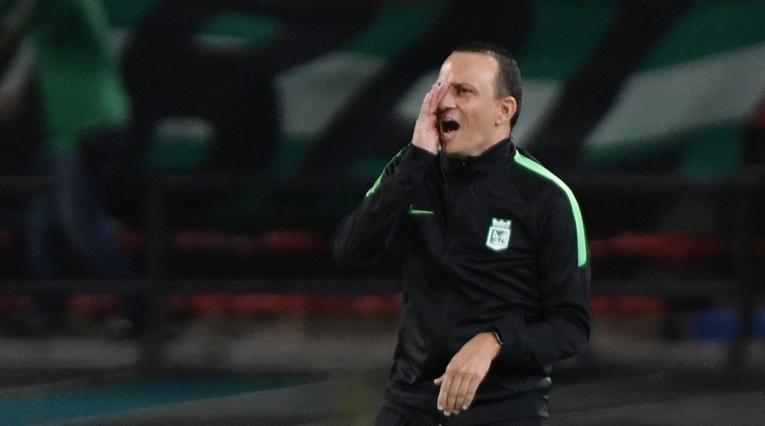 Alejandro Restrepo, entrenador de Nacional, Liga Betplay
