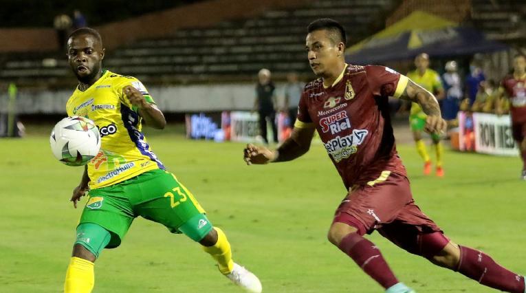 Atlético Huila vs Deportes Tolima, Liga Betplay