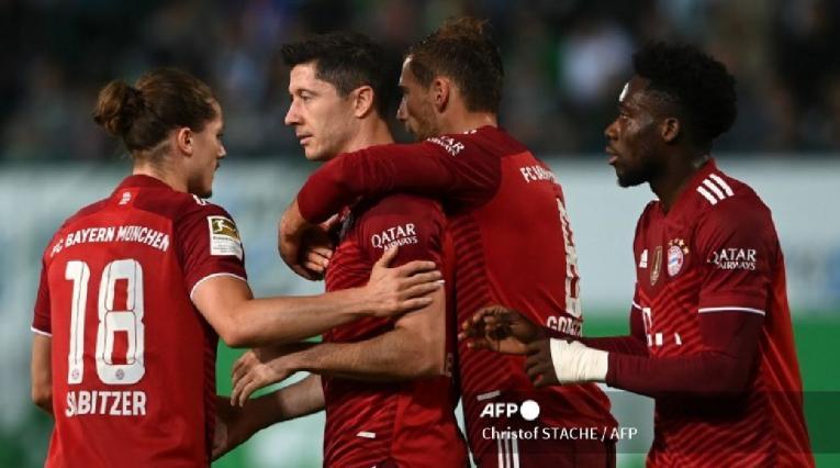 Bayern Múnich 21/22