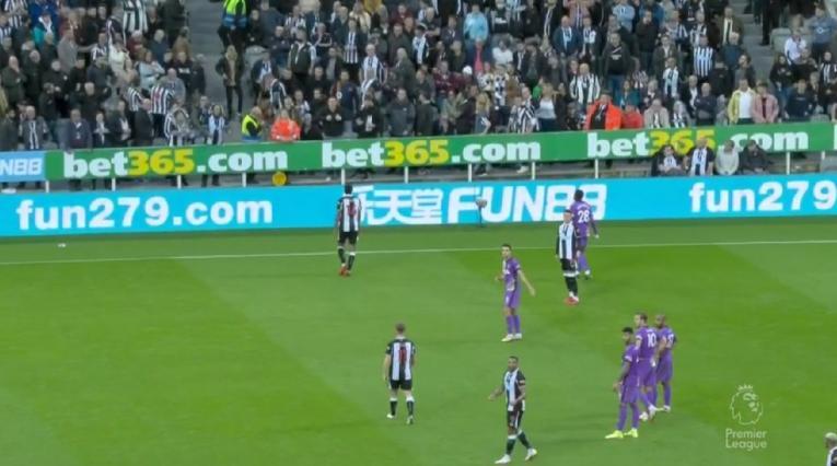Newcastle vs Tottenham, Premier League