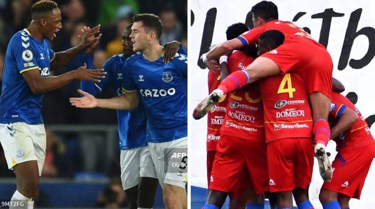Everton y Deportivo Pasto
