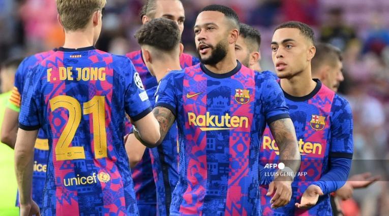 FC Barcelona 2021-2