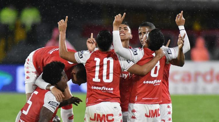 Independiente Santa Fe, Campeón Superliga 2021