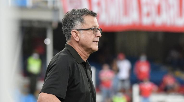 Juan Carlos Osorio, técnico de América de Cali