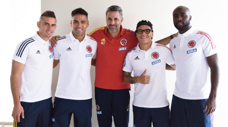 Jugadores de Selección con pasado en River Plate