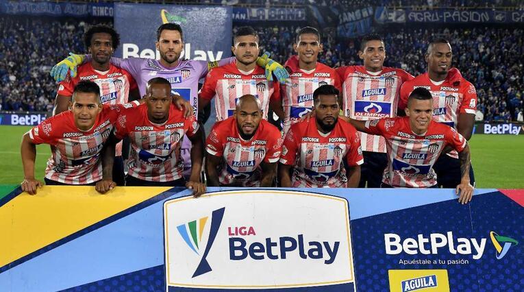 Junior de Barranquilla, Liga Betplay 2021 2