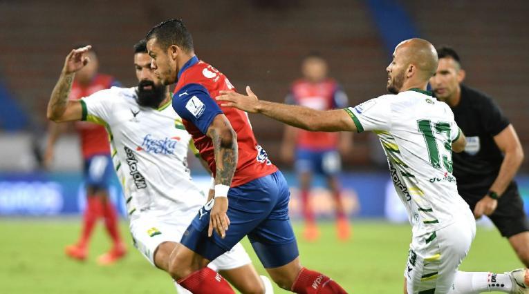 Medellín vs Bucaramanga, Liga Betplay
