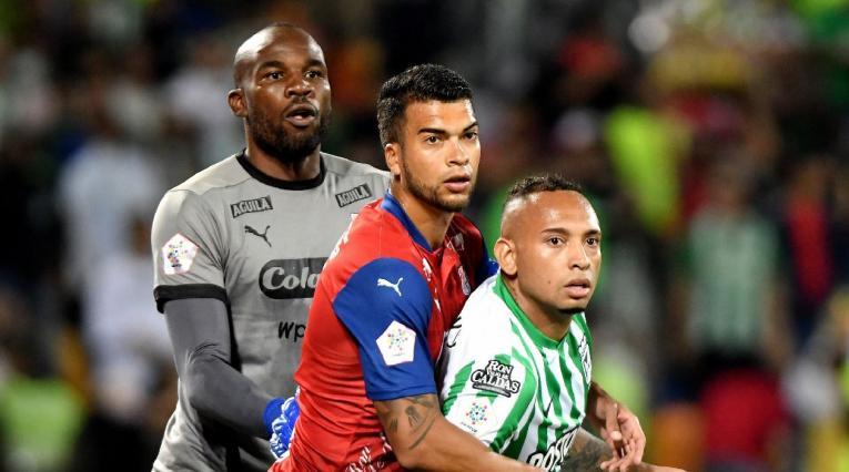 Nacional vs Medellín, Liga Betplay