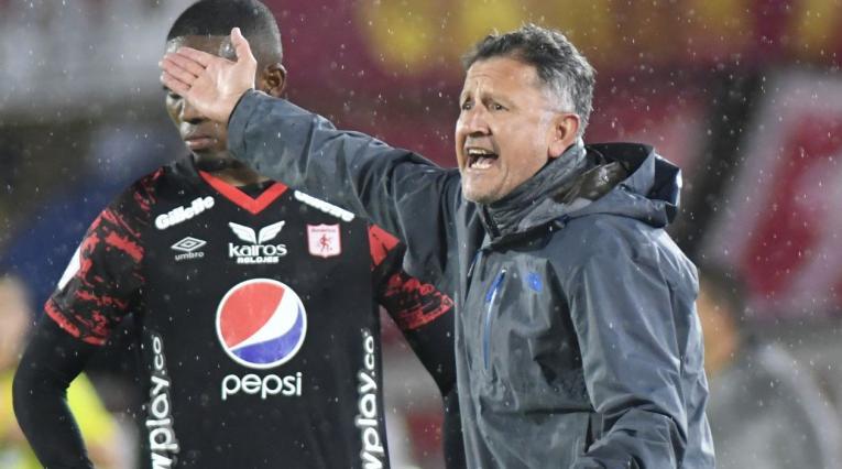 Juan Carlos Osorio, técnico del América