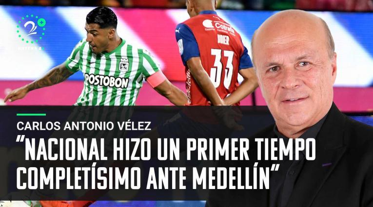 Carlos Antonio Vélez, Palabras Mayores 18 octubre 2021