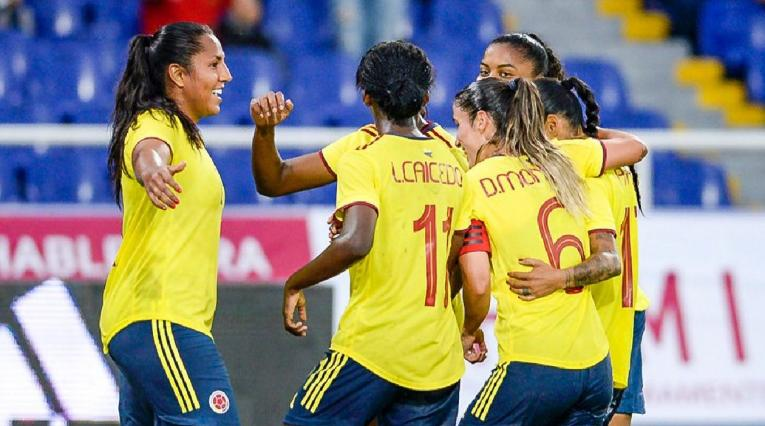 Selección Colombia Femenina 2021