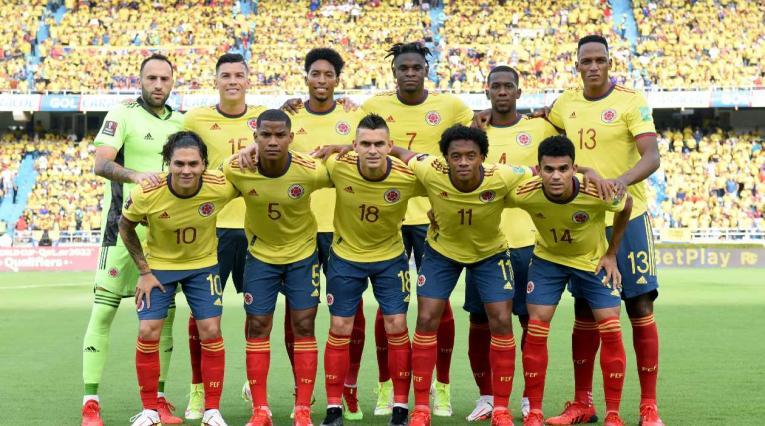Selección Colombia vs Ecuador, Eliminatoria 2022