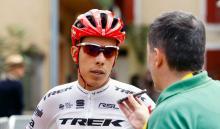 Járlinson Pantano amplió su contrato con el Trek Segafredo hasta 2020