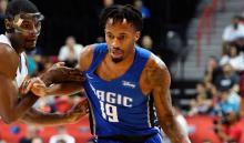 Braian Angola no fue tenido en cuenta por Orlandos Magics en la NBA
