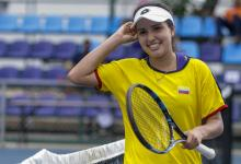 Maria Camila Osorio clasificó a semifinales del Masters Junior