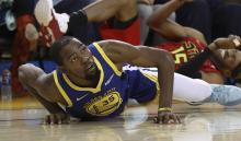 Golden State Warriors cayó ante Rockets en la NBA