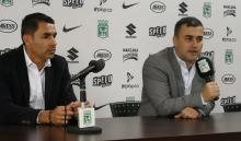 Francisco Nájera y Juan David Pérez - Atlético Nacional