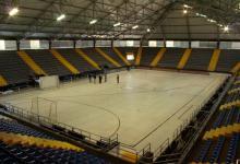 El Palacio de los Deportes, en Bogotá