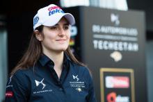 Piloto colombiana Tatiana Calderón