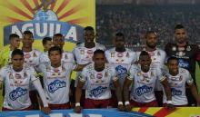 Deportes Tolima - equipo formado