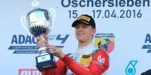 Mick Schumacher, piloto de F1