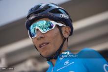 Nairo Quintana durante la Vuelta a Cataluña