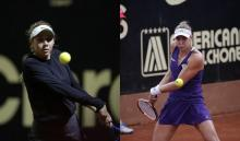Finalistas WTA Bogotá
