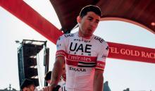 Sergio Luis Henao, del UAE, el mejor colombiano en la Flecha Valona