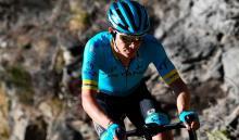 Miguel Ángel López espera ser protagonista en la montaña del Giro de Italia 2019
