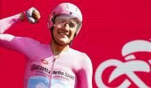 Richard Carapaz, campeón del Giro de Italia
