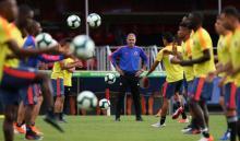 Carlos Quieroz y la Selección Colombia
