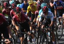 Egan Bernal, Tour de Francia 2019, etapa 8