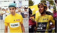 Eddy Eddy Merckx y Egan Bernal