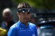 Mikel Landa, ciclista español