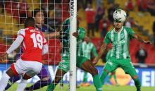 Santa Fe Vs Nacional por Copa Águila