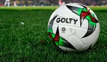 Liga Águila, balón Golty