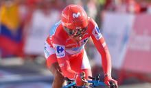 Vuelta a España, Nairo Quintana, Camiseta roja