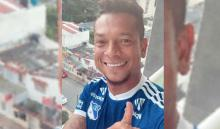 Fredy Guarín con la camiseta de Millonarios