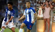 Mateus Uribe, Luis Díaz, Cindy Álvarez