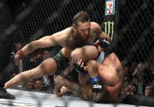 Conor McGregor, Donald Cerrone, UFC