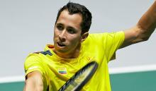 Daniel Galán, Copa Davis
