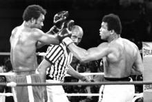 George Foreman y Muhammad Ali - La Pelea del Siglo -1974
