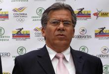 Ramiro Varela, presidente de Fedeatletismo