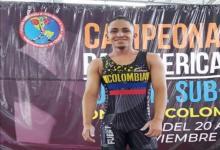 Jairo García - Levantamiento de pesas