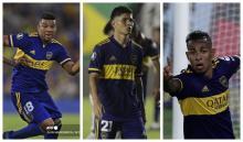 Fabra, Campuzano y Villa, Boca Juniors