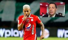 Duván Vergara y Tulio Gómez